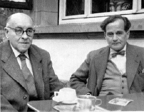 J.C. Bloem en A. Roland Holst
