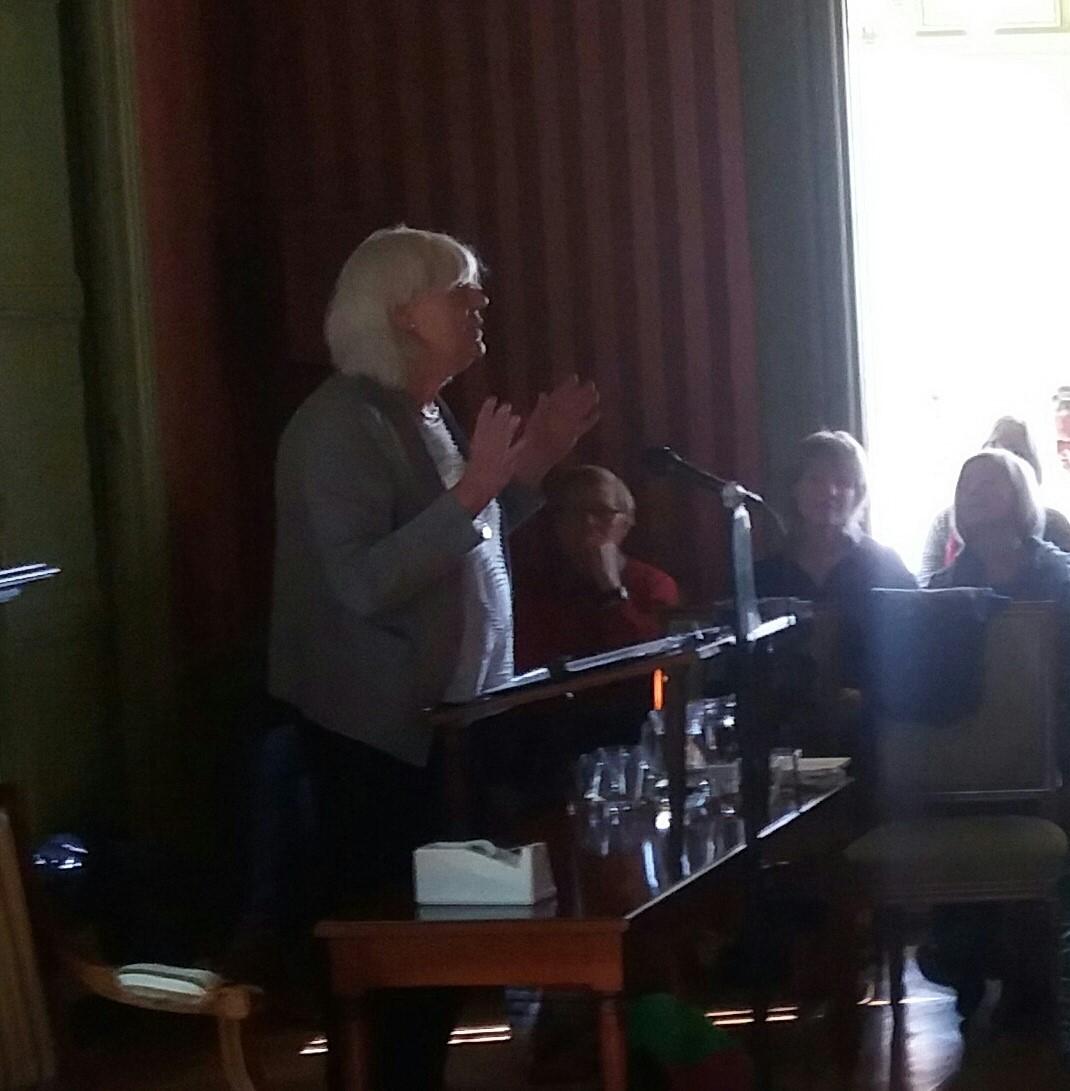 Saskia Stuiveling, Jury Voorzitter Mr J.C.Bloem-Poëzieprijs , Overleden